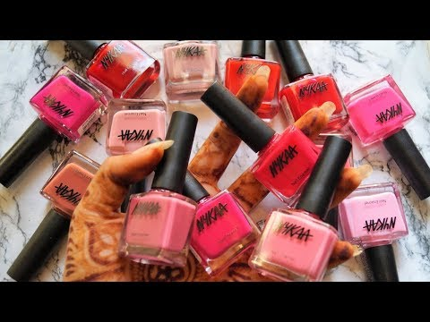 *NEW* Nykaa Wedding Edition Nail Enamel | Swatches