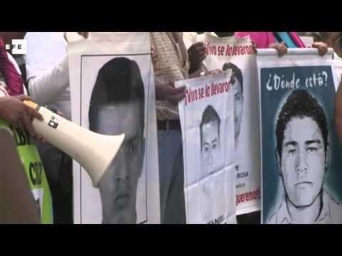 Tensión en México por el caso Iguala, siete meses después
