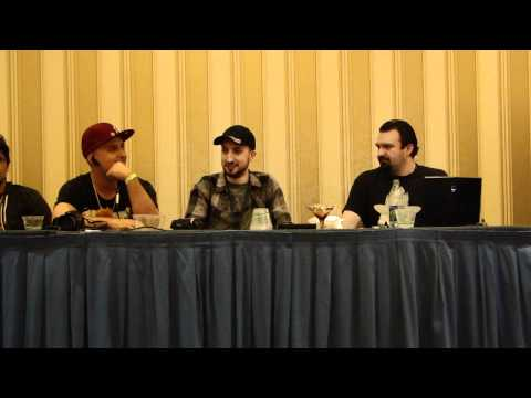 MAGFest 2012 - DarksydePhil Panel pt4