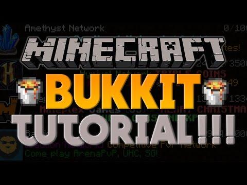 How to Make a Minecraft Bukkit/Spigot Server! [1.8-1.11.2] [FREE]