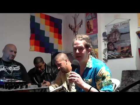 2013 - Afrolatina Radio Argentina (15-04-13) - Selektor LEO JARA Con Feat. Mondhaja