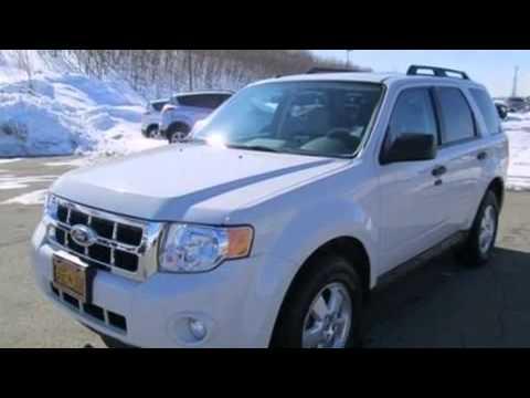 2012 FORD ESCAPE Anchorage AK