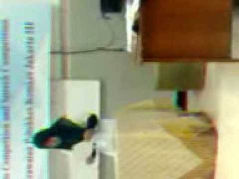 English Debating Competition (Nursing School of POLTEKKES Jakarta...