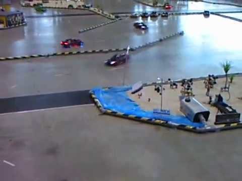 DRIFT DEVILS CREW RC CAR FAST AND THE FURIOUS TOKYO DRIFT ACTION MESSE STUTTGART 2010