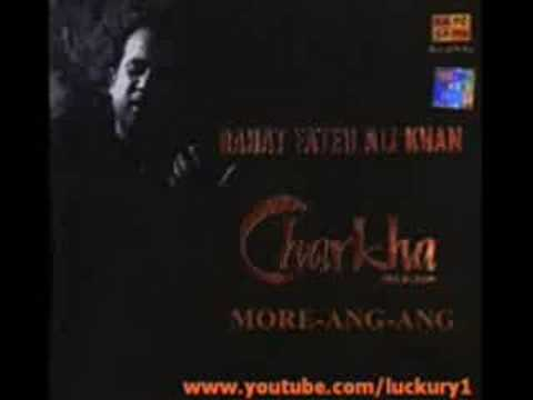 Rahat Fateh Ali Khan New Album video