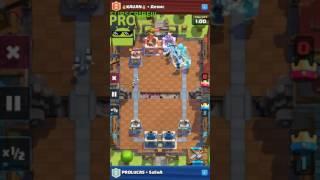 Giant Skeleton rare bomb glitch (Clash Royale)