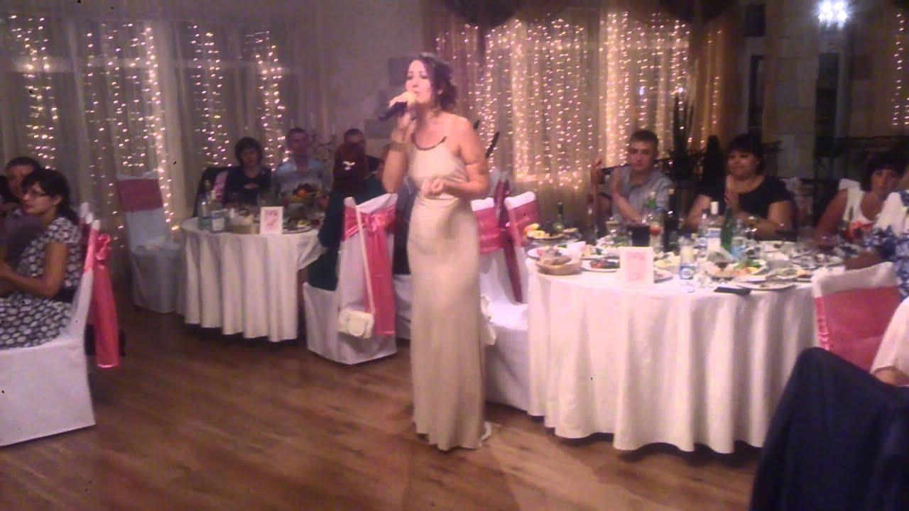 Какую песню спеть на свадьбу подруге