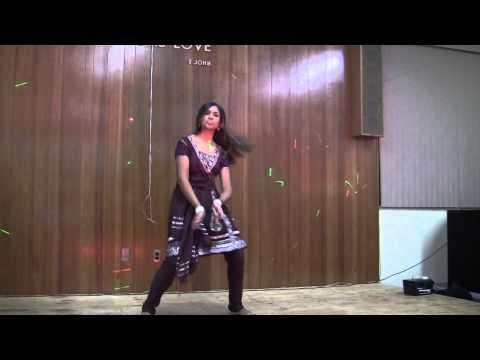 Hindi/Tamil Fusion Dance