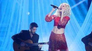 Beatriz Luengo imita a Christina Aguilera - Tu Cara Me Suena
