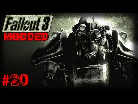 Meaty of the Wasteland #20 (Fallout 3 modded)