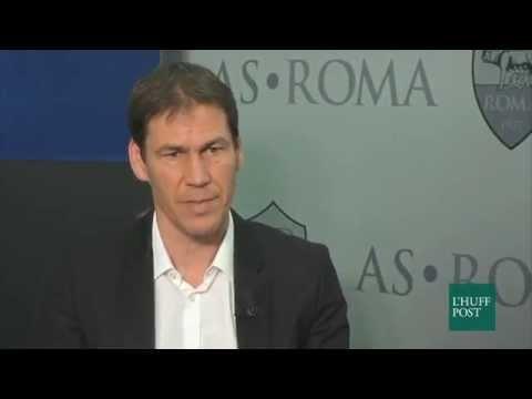 Rudi Garcia. Intervista su Huffington Post