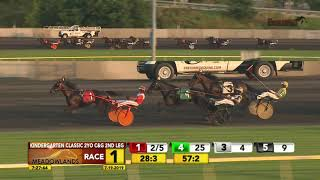 Kindergarten Classic 2YO C&G TROT 2ND LEG - RACE 1 - July19, 2019