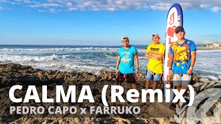 Calma Remix By Pedro Capo X Farruko Zumba Pre Cooldown Kramer Pastrana