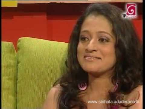 Derana Tv Interview with Ayomi Shanika
