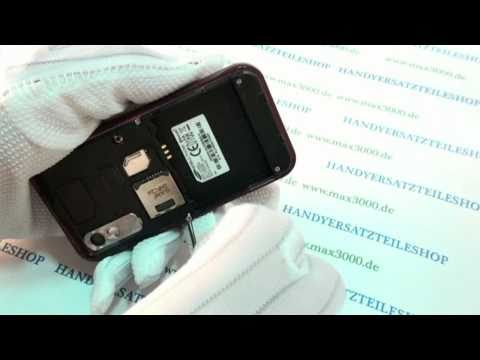 Reparaturanleitung Samsung GT S5230 disassembly Display Touch Cover Oberschale.mp4