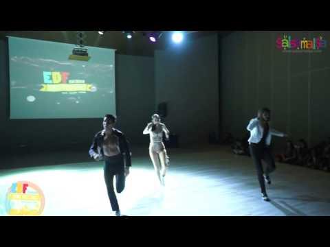 Nusret Dişçi & Su Bige & Luca Cilluffo Dance Performance - EDF 2016