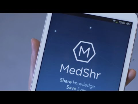 MedShr: Discuss Clinical Cases APK Cover