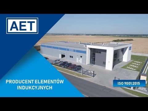 AET - Polski producent transformatorów, dławików i cewek