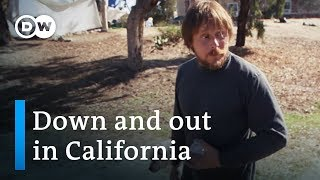 How to survive in Los Angeles - without a home? | DW Documentary