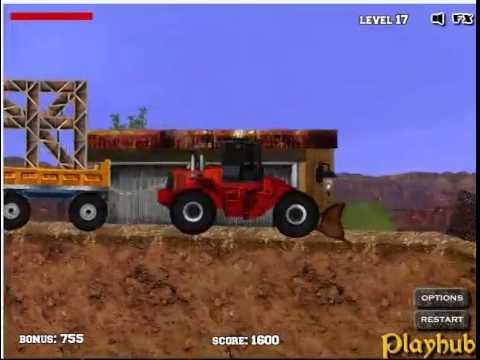 Bulldozer Mania The Game Bulldozer Mania Level 17 World