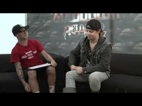 The Lowdown Reloaded with Scuzz @ Download 2012: Axe Wound