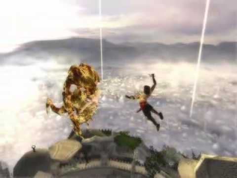 Prince of Persia The Two Thrones Final boss
