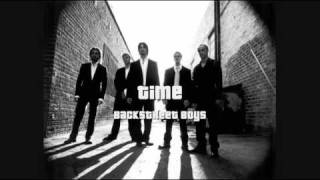 Watch Backstreet Boys Time video