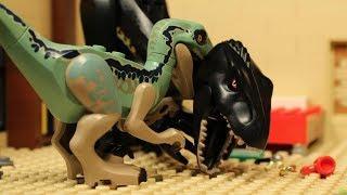 LEGO Cyclops - Jurassic World - DIRECTOR'S CUT - Stopmotion