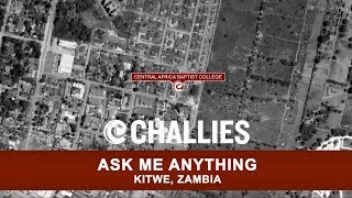 Ask Me Anything Zambia: How to Become A Writer People Want to Read