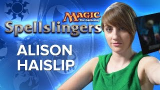 Day [9] vs. Alison Haislip in Magic: The Gathering: Spellslingers