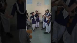 School  msti skv school mangolpuri