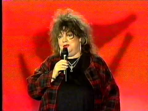 Jo Brand 'Like It Or Lump It' - Wolverhampton 1997 - Fun On The Road With Jo & Her Crew!
