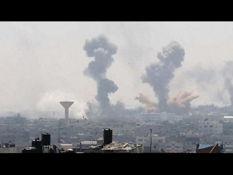 Psalm 83 : Gaza cease fire collapses as rockets are fired into Israel by Hamas (Aug 08, 2014)