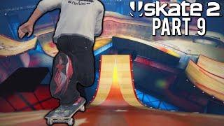 Craziest Stadium Skatepark! | SKATE 2: PART 9