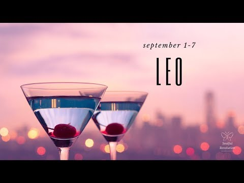 *Spiritual* fork in the road, LEO September 1-7