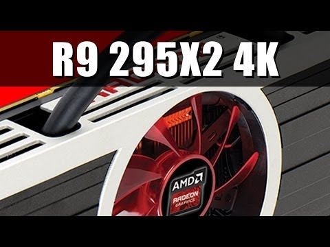 AMD Radeon R9 295X2 4K Gameplay, inc Titanfall and Battlefield 4