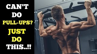 How to do Pull-Ups For Beginners : Best Step-By-Step Guide