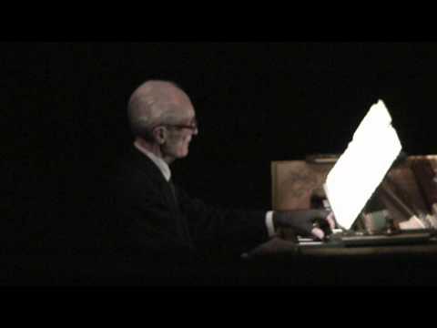 Thumbnail of video Muere uno de los más grandes clavecinistas, Gustav Leonhardt