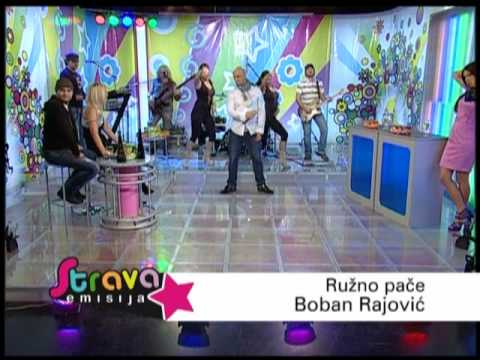 Boban Rajovic Ruzno Pace video