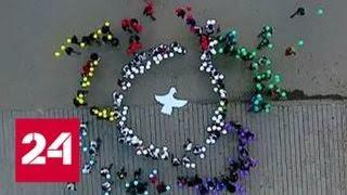 На фестиваль в Сочи приедут 5 тысяч волонтеров