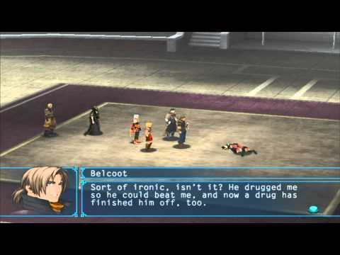 Suikoden V 070 - Duel VS Childerich Times Four