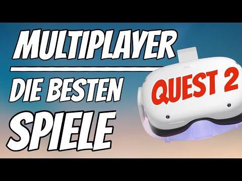 Die besten Oculus Quest 2 MULTIPLAYER Games[deutsch] Best Oculus Quest Multiplayer Games