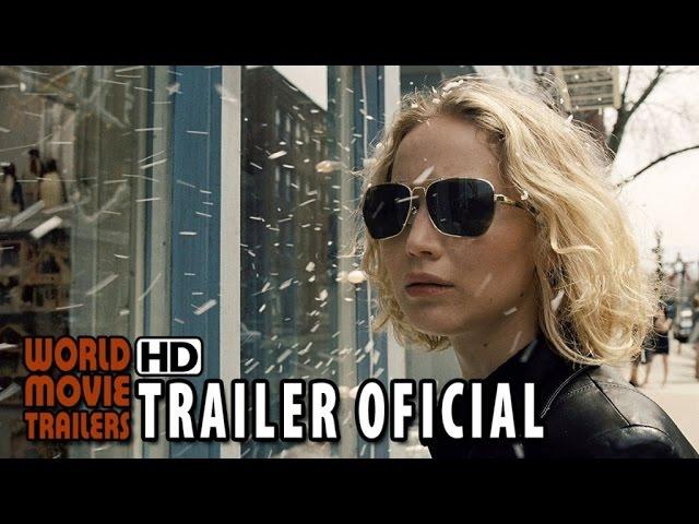 Joy: O Nome do Sucesso Trailer Oficial Dublado (2016) - Jennifer Lawrence, Bradley Cooper HD