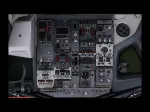 [HD] PMDG 737 NGX   Full Cold & Dark to start Tutorial