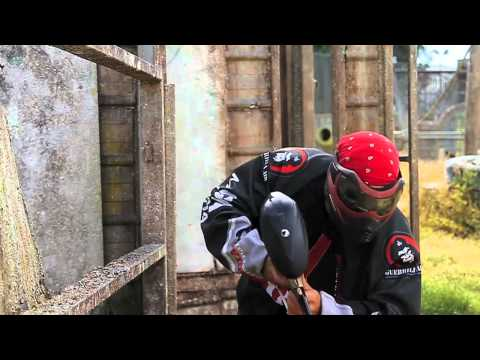 Parkour / Free Runner vs. Paintball's best Team Dynasty