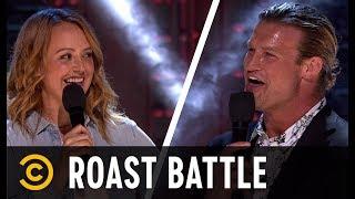 Dolph Ziggler vs. Sarah Tiana - Roast Battle III - Uncensored