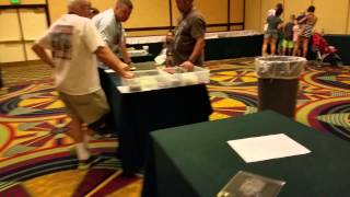 Hot Wheels Convention October 2nd, 2015 Downhill Racing and Room to Room Trading