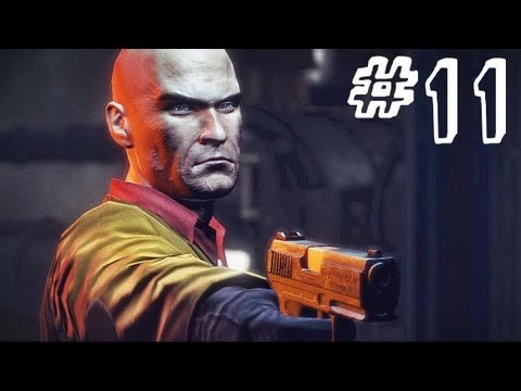 Hitman Absolution Gameplay Walkthrough Part 11 - Rosewood - Mission 6
