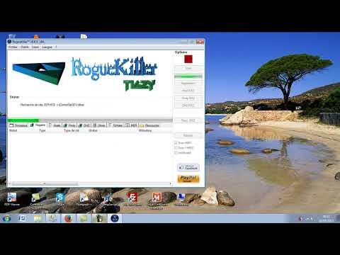 Supression de malware avec Malwarebytes Anti RootKit