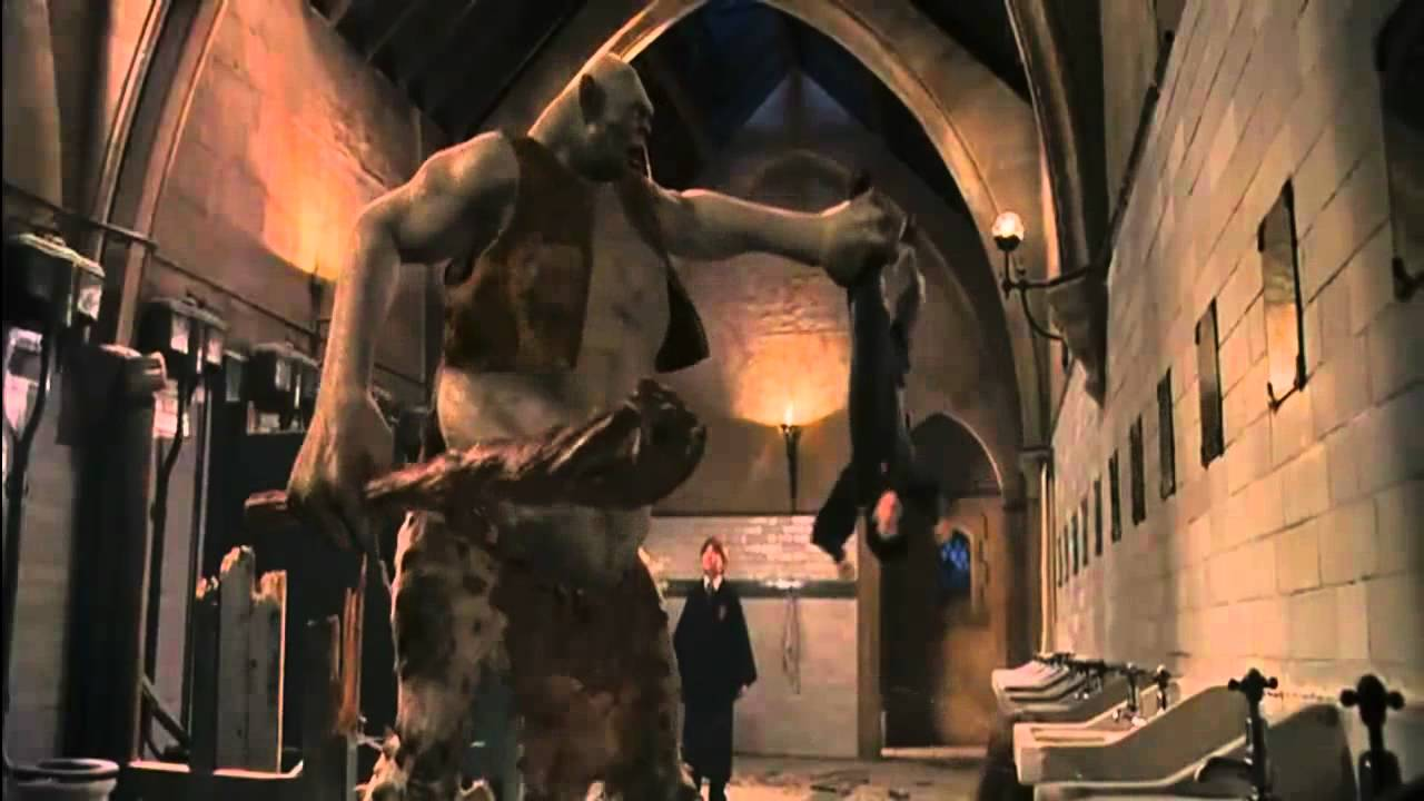 Harry Potter and the Philosopher's Stone (Clip) Harry, Ron and ...